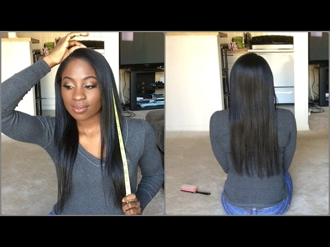 Length Check And Relaxer Update, Feb 2017