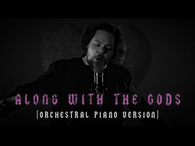 Tenside - Along With The Gods (Orchestral Piano Version) [Official Music Video]