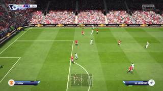 Fifa 15 XBOX ONE   Mode Carrière Manchester United #1