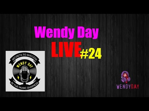 LIVE With Wendy Day #024 | Answering Your Questions Live