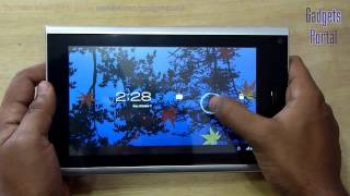 Micromax FUNBOOK TALK UNBOXING & HANDS ON REVIEW HD by Gadgets Portal