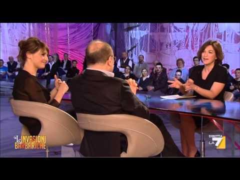 La coppia Carlo Verdone e Paola Cortellesi