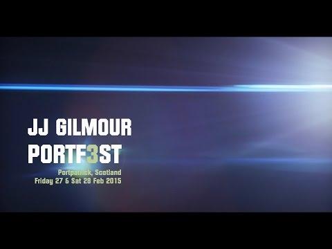 JJ Gilmour, Portf3st, Portpatrick Hotel 2015