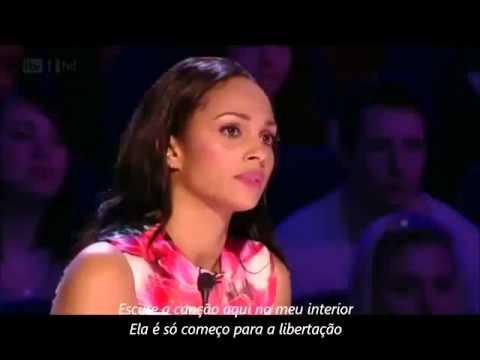 Malaki Paul -  Britains got talent  LEGENDADO - Emocionante