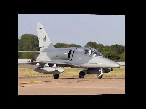 Nuevo avion para argentina l 159 de origen checo youtube for Chimentos de hoy en argentina