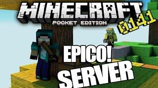 Лучшие сервера Minecraft PE 0.14.0 / 0.14.1 / 0.14.2 / 0 ...