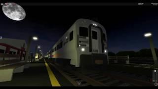 Roblox: Lakemont Line Railfanning w/ hornshows 12/27/18