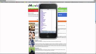 How to watch free online hd movies on your iphone, ipod, ipad