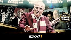 Uli Hoeneß - Das gewaltige Lebenswerk des Mister FC Bayern   SPORT1 HISTORY
