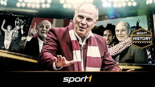 Uli Hoeneß - Das gewaltige Lebenswerk des Mister FC Bayern | SPORT1 HISTORY