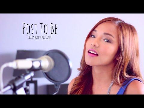Post To Be - Omarion, Jhene Aiko (Alexa Bonnevie Cover)