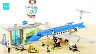レゴ シティ 空港ターミナルと旅客機 60104 / LEGO City Airport Passenger Terminal