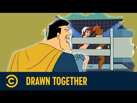 Scanner-Blick  Drawn Together