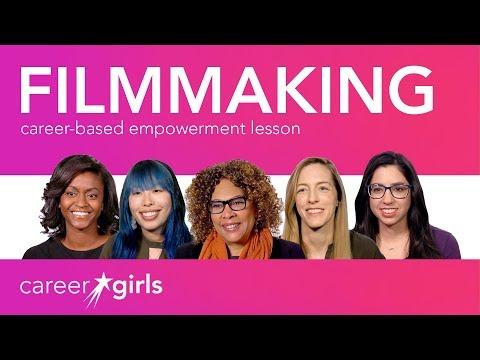 Filmmaking Careers | Empowerment Lesson Video | Career Girls