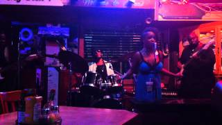 Give Me Yo Strongest Whiskey cover by Kat Riggins and Blues Train