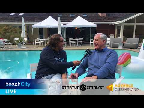 Live in Menlo Park Silicon Valley with Bill Reichert, Garage Ventures