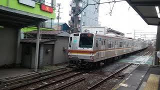 [東武TASC試運転] 東京メトロ7000系 東武東上線下赤塚(TJ-09)通過&東武東上線50000系到着