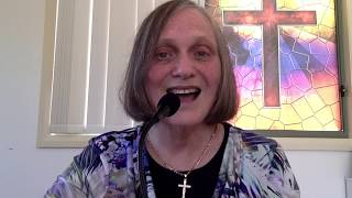 ETERNAL HOME - Rev Anne Hibbard.  Reflection on John 14:1-14
