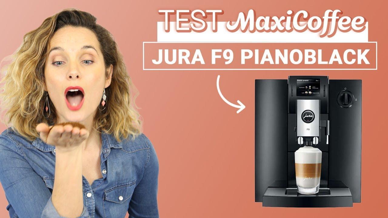 jura f9 machine caf automatique le test maxicoffee youtube. Black Bedroom Furniture Sets. Home Design Ideas