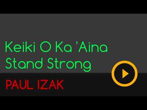 Paul Izak - Keiki O Ka 'Aina Stand Strong [Acoustic Guitar]
