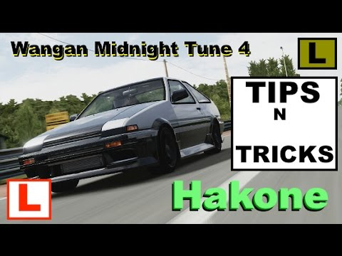 WMMT | Hints and Tips | Hakone v1