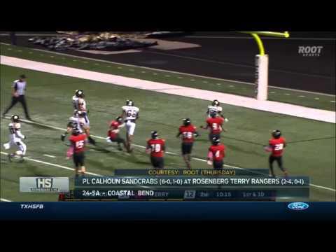High School Scoreboard Live: Calhoun vs. Rosenberg Terry