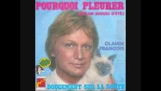 Download lagu claude françois ( pourquoi pleurer ) version longue regiesigle