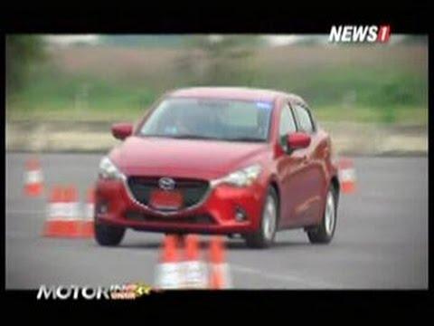 Motoring ONAIR ช่วงที่3 Motoring Test Drive : Mazda2 Skyactive-G 1.3L