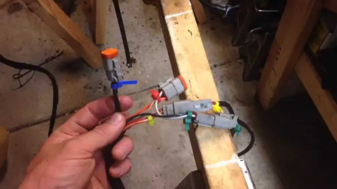 polaris sl 650 wire harness breakdown [ 1280 x 720 Pixel ]
