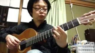 Dindi (Antonio Carlos Jobim) on solo guitar, played by Takekazu Yamazaki