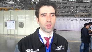 Тойота Мотор Казахстан(Открытие линейки Тойота Фортунер в Костанае. Впечатления технического директора от работы с экскурсионны..., 2015-06-02T16:18:22.000Z)