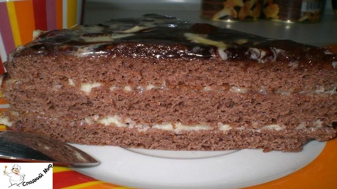 Крем по госту в торт прага