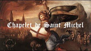Chapelet de Saint Michel