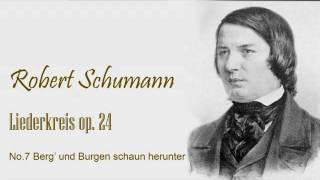 Schumann - Liederkreis op.24 - no.7.wmv