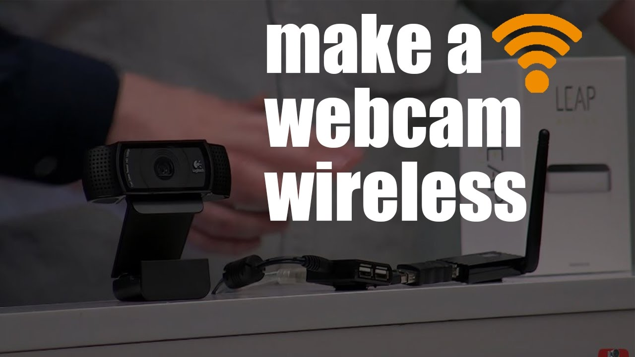 logitech quickcam wiring diagram how to make a logitech webcam wireless youtube  how to make a logitech webcam wireless