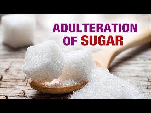 Adulteration of Sugar