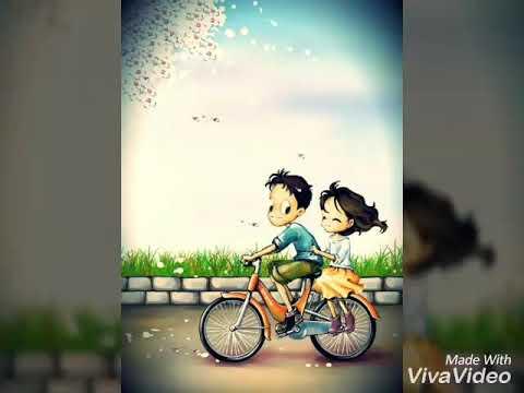 Kuch Din Se Mujhe Teri Aadat Ho Gayi Hai_ Whatsapp Status Video