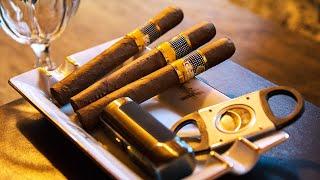 How To Smoke A Cigar At Davidoff London | Kirby Allison