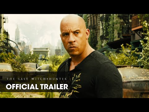 """The Last Witch Hunter (2015) Official Trailer – """"Live Forever"""" - Vin Diesel"""