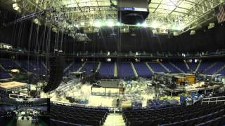 The Christmas Attic 2014 Tour Timelapse - Trans-Siberian Orchestra