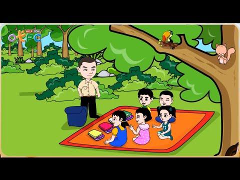 เด็กเอ๋ยเด็กน้อย - สื่อการเรียนการสอน ภาษาไทย ป.3