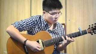 Andy Mckee - Shanghai  上海 ( Kevin Loh )