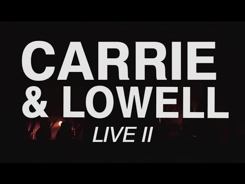 Sufjan Stevens - Carrie & Lowell Live II (Unofficial Film)