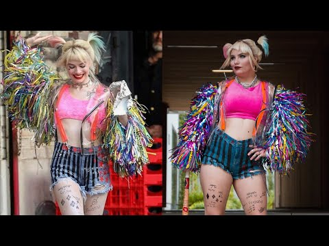 How To Make Diy Harley Quinn Cosplay From Birds Of Prey Ft Nordballe Youtube
