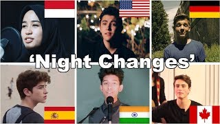 Who Sang It Better: Night Changes (Indonesia, India, Spain, Germany, USA, Canada)