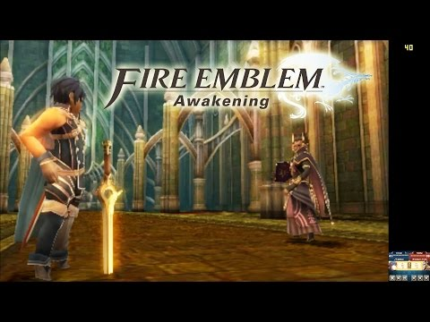 Fire Emblem Awakening - Citra Emulator (CPU JIT) [1080p HD] - Nintendo 3DS - 동영상