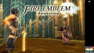 Citra Emulator (CPU JIT) | Fire Emblem Awakening [1080p HD] | Nintendo 3DS