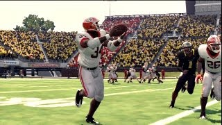 NCAA Football 13 - Herschel Walker Heisman Challenge: Week 1 vs Buffalo Bulls