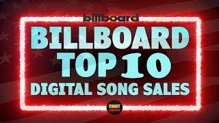 Billboard Top 10 Digital Song Sales (USA) | November 02, 2019 | ChartExpress