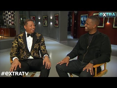 Download Youtube: 'Extra' Exclusive: Terrence Howard & Taraji P. Henson's Inside Scoop on 'Empire'